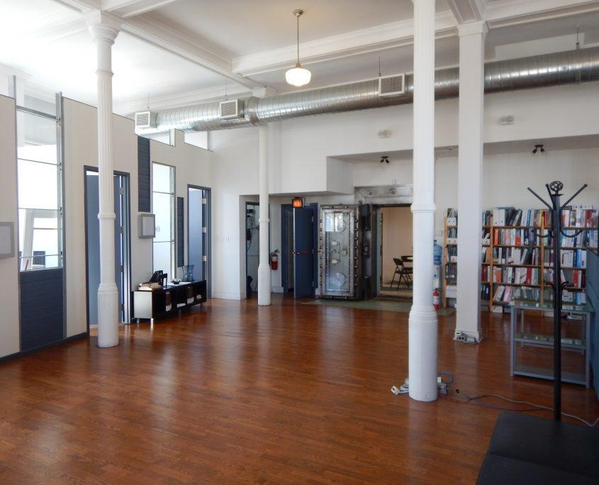 Nos bureaux à partager u catalyse urbaine